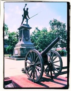 Juan Santamaría: National Heroe