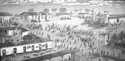 Sitio de la ciudad de Rivas. Batalla del 11 de Abril de 1857. Rendición de Walker