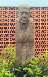 Busto Ricardo Jimémez Núñez