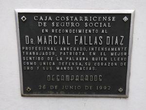 Marcial Fallas
