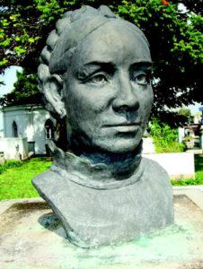 Busto de Pacífica Fernández