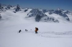 Chamonix - Zermatt guia MONTAÑA