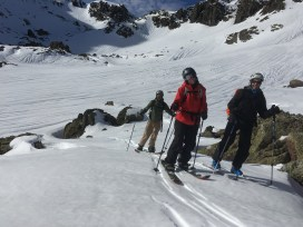 cursos de esqui de montaña splitboard