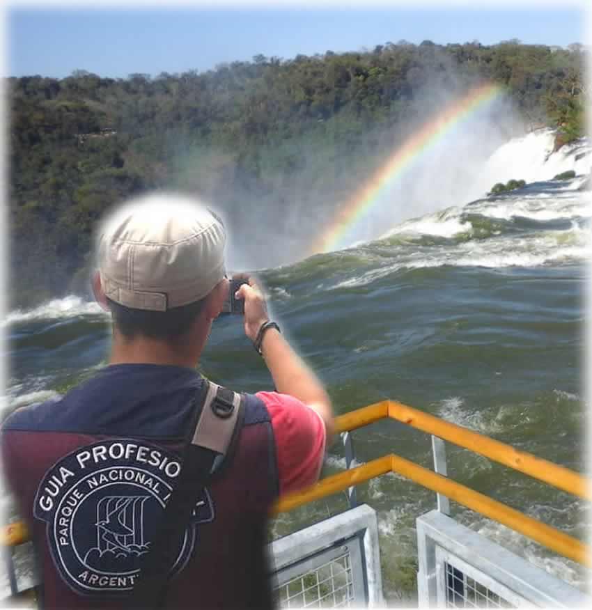 Guía de turismo profesional en Iguazú