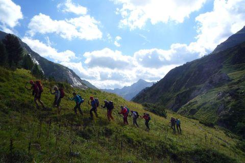 Trekking y Tresmiles