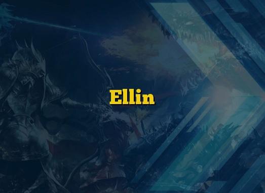Ellin