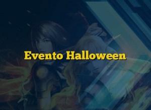 Evento Halloween
