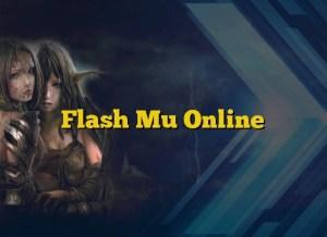 Flash Mu Online