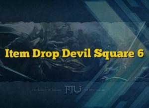 Item Drop Devil Square 6