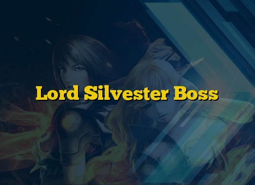 Lord Silvester Boss
