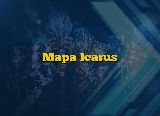 Mapa Icarus