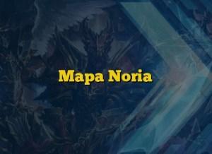 Mapa Noria