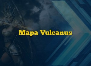 Mapa Vulcanus
