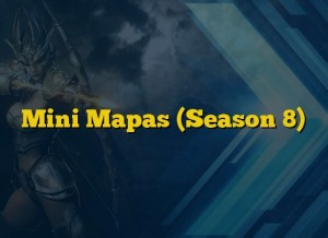Mini Mapas (Season 8)