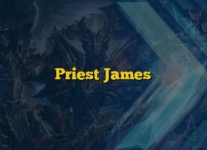 Priest James