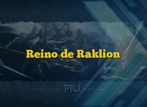 Reino de Raklion