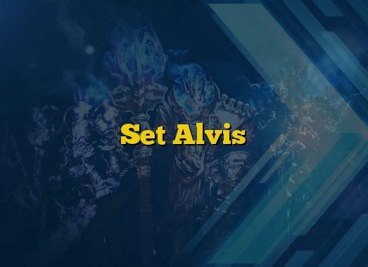 Set Alvis