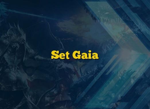 Set Gaia