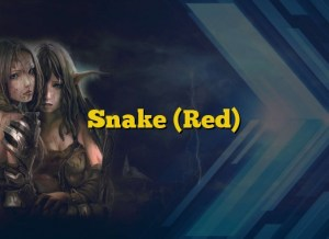 Snake (Red)