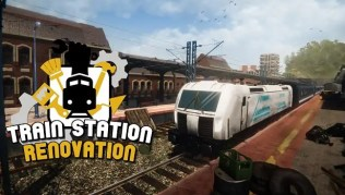 Train Station Renovation How to Unlock All New Stations with New Savegame