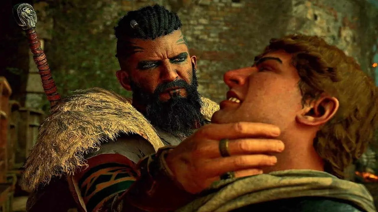 matar o perdonar a rued en assassins creed valhalla