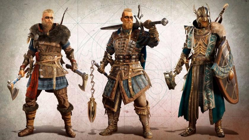 mejores armas y armaduras assassins creed valhalla