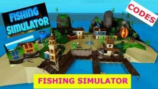 Roblox Fishing Simulator - Lista de Códigos (Mayo 2021)