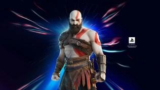 fortnite capitulo2 temporada 5 Kratos