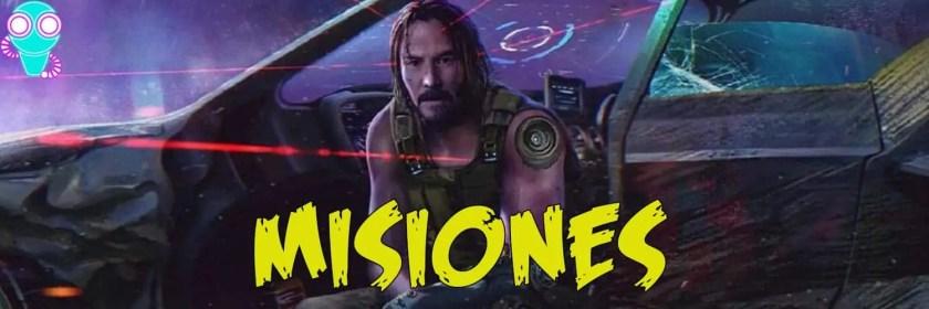 guia misiones cyberpunk 2077