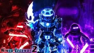 Roblox Ninja Legends 2 - Lista de Códigos (Mayo 2021)