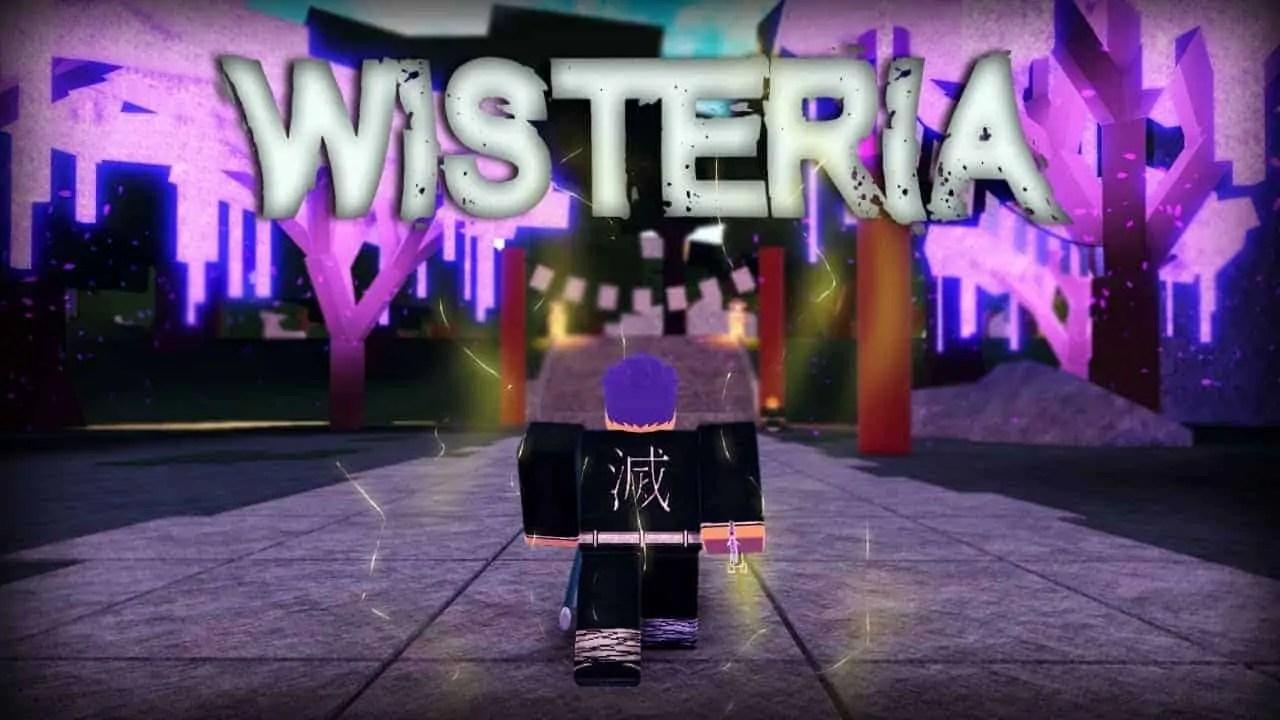 Roblox Wisteria - Lista de Códigos (Mayo 2021)