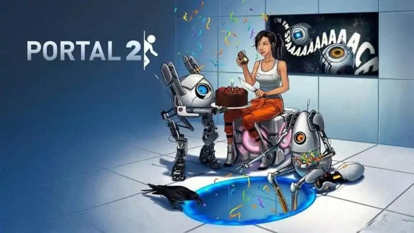 Portal 2 Comandos de la consola y trucos