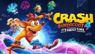 Crash 4 llega a consolas Next-Gen, Switch y PC