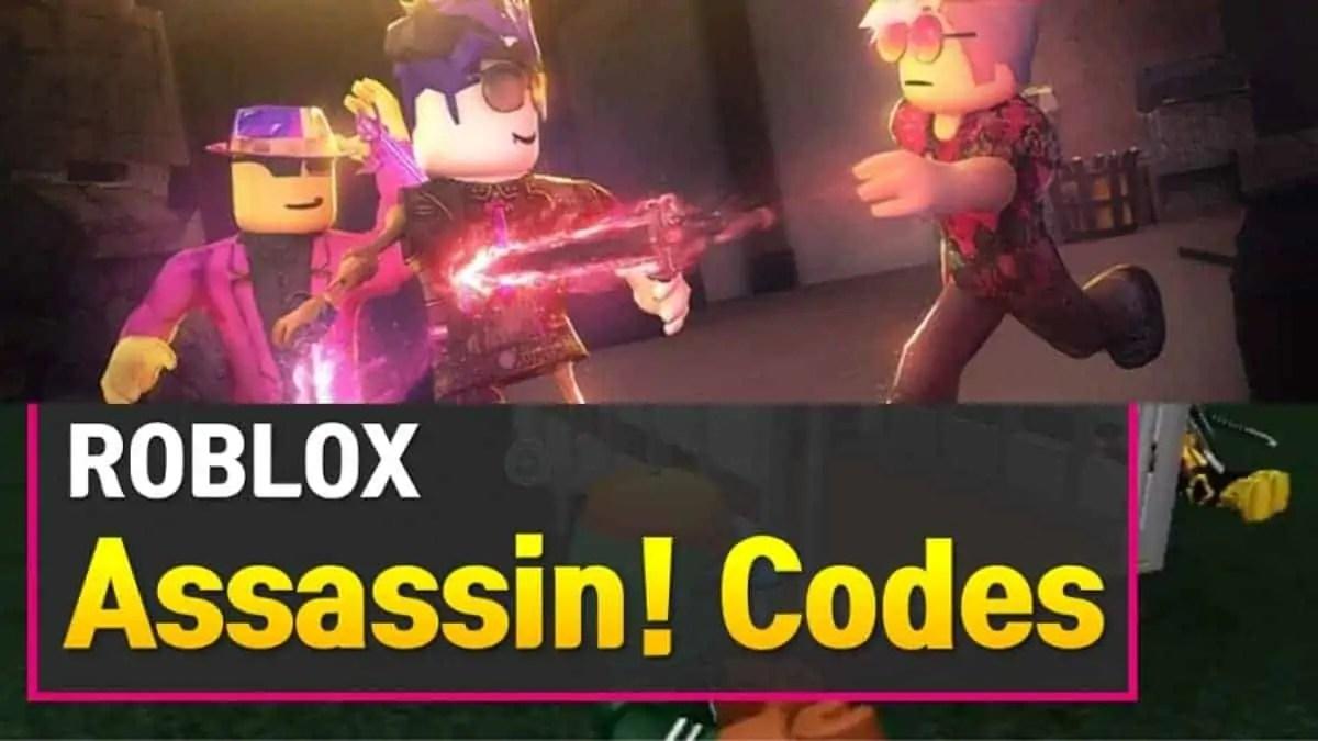 Roblox Assassin! - Lista de Códigos (Junio 2021)