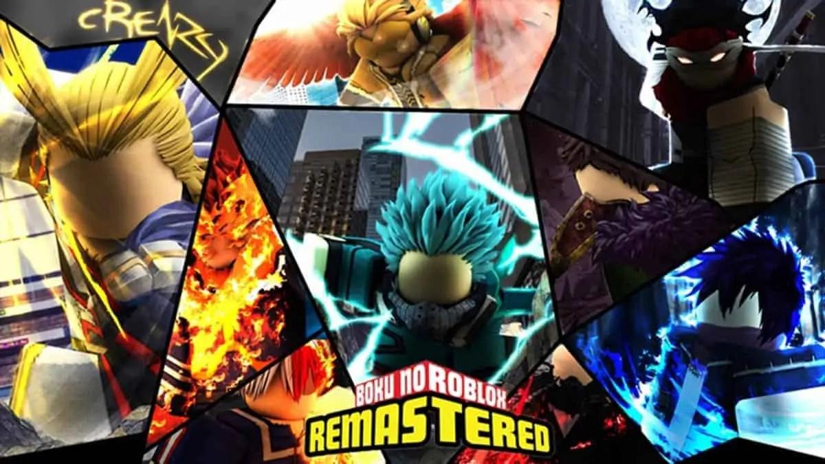 Roblox Boku No Roblox: Remastered - Lista de Códigos (Junio 2021)
