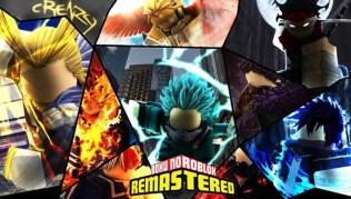 Roblox Boku No Roblox: Remastered - Lista de Códigos (Mayo 2021)
