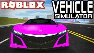 Roblox Vehicle Simulator - Lista de Códigos (Mayo 2021)