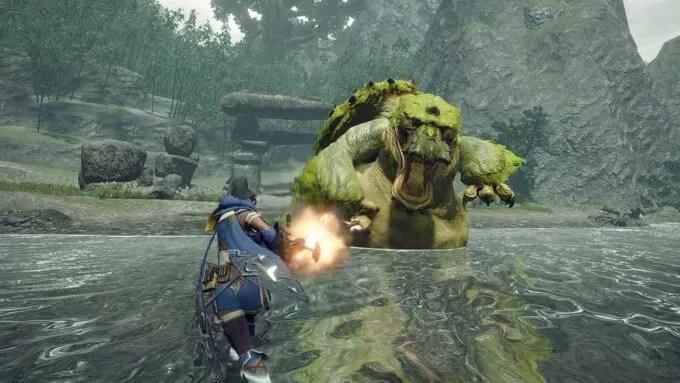 Monster Hunter Rise - Cómo cambiar de arma rápidamente