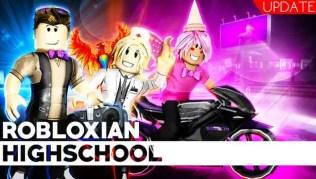 Roblox Robloxian High School – Lista de Códigos Mayo 2021
