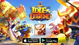 Idle Legend - Lista de Códigos Mayo 2021