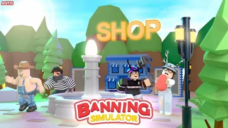 Roblox Banning Simulator 2 - Lista de Códigos Junio 2021