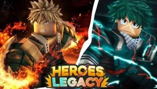 Roblox Heroes Legacy Secret - Lista de Codigos Junio 2021