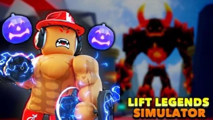 Roblox Lift Legends Simulator - Lista de Códigos Junio 2021