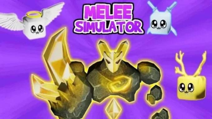 Roblox Melee Simulator - Lista de Códigos Mayo 2021