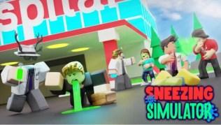 Roblox Sneeze Simulator - Lista de Códigos Mayo 2021