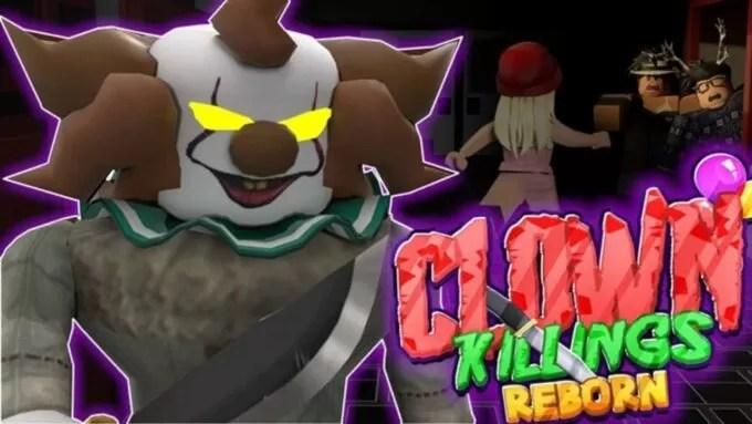 Roblox The Clown Killings Reborn - Lista de Códigos Mayo 2021