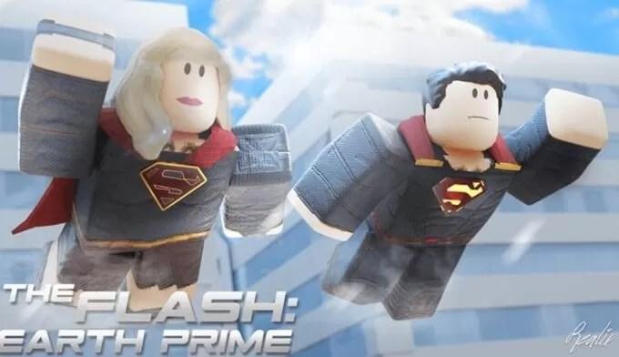 Roblox The Flash Earth Prime - Lista de Códigos Mayo 2021