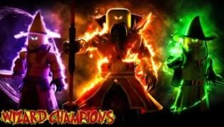 Roblox Wizard Champions - Lista de Códigos Mayo 2021