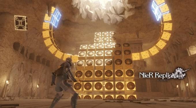NieR Replicant Remaster – Misión secundaria La chica desaparecida