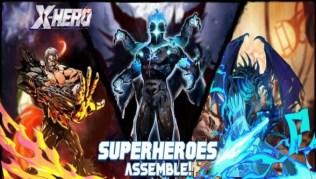 X-Hero Idle Avengers Exchange - Lista de Códigos Mayo 2021